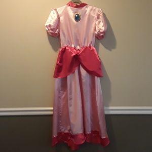 Princess peach Mario dress